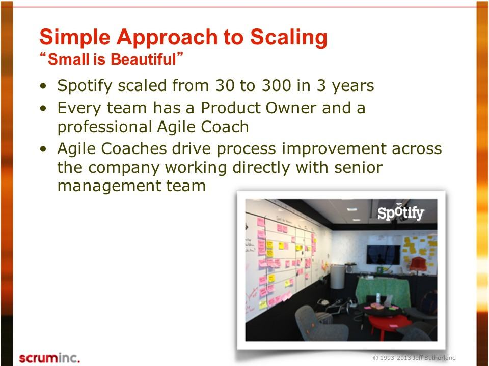 Scaling Scrum Slide (15)
