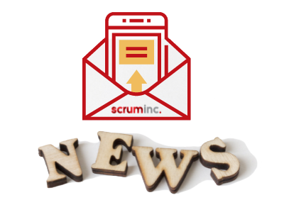 join the scrum inc newsletter